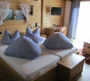 Unser Zimmer Hotel Hirschbachwinkel