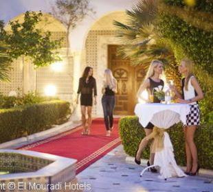 Salle des séminaires Hotel El Mouradi Palm Marina