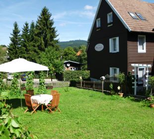 Bergidylle Sonnenwiese 800 m²  Schaukel Bergidylle Harz - Suites