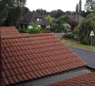 Blick von unserem Zimmer Hotel Bockelmann