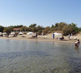 Bildschirme am Strand nicht Inch.. Hotel Louis Zante Beach