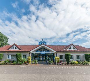 Außenansicht Alfsee Ferien- und Erholungspark - Ferienhäuser
