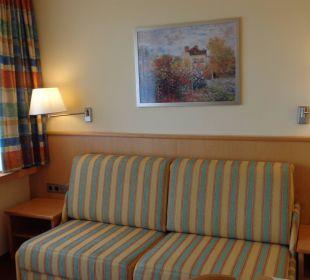 Wohnbereich C-Reihe Hotel Ottenstein