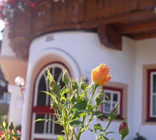 Eingang Landhaus Rosengartl Landhaus Rosengartl