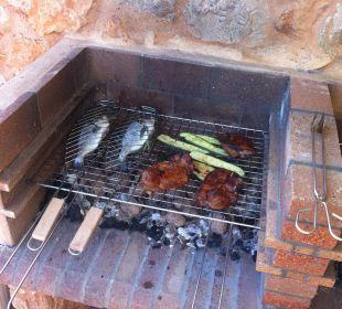 BBQ Abend Finca Es Pinaretta