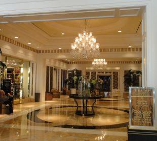 Lobby Hotel Trump International