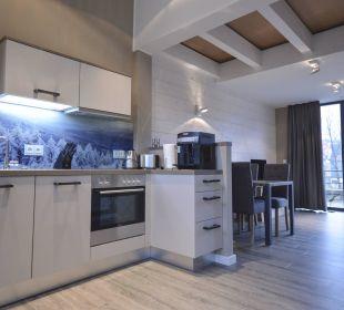 Appartement 7 - Wohnküche Stadt Chalet