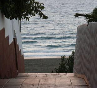 Apartment mit Meerblick Bungalows Ultra Dos Calle Risco Blanco