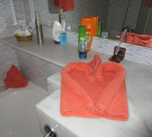 Kreativität im Bad SBH Hotel Costa Calma Palace