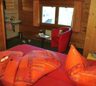 Schlafzimmer Ferienwohnung Winkler