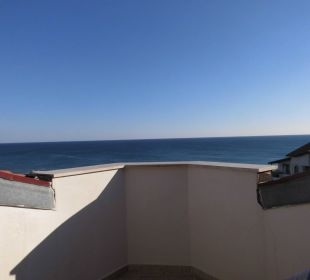 Ausblick vom Balkon Bella Resort & Spa