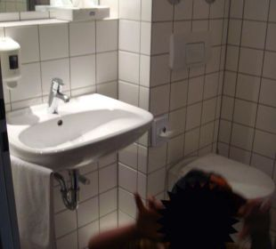 Sehr sauberes Bad! Best Hotel Mindeltal