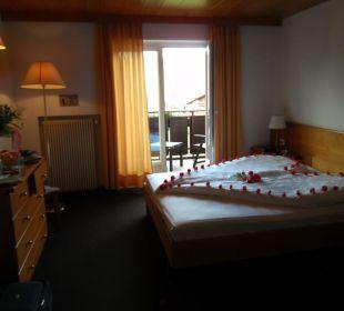 Geburtstagsüberraschung vom Hotel Gartenhotel Völser Hof