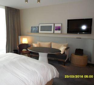 Sitzbereich Hotel The Ritz-Carlton Wolfsburg