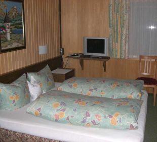 Wohn-Schlafzimmer FeWo 4-5 Personen Ferienwohnungen Annelies