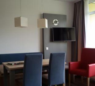 renoviertes Luv&Lee Apartment  Apartments Ferienpark Weissenhäuser Strand