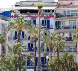Platjador Hotel Platjador