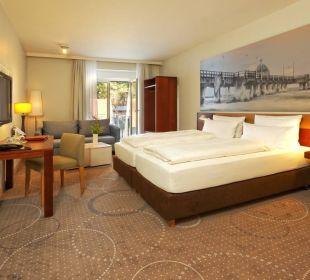 Komfort Plus Doppelzimmer AKZENT Hotel Kaliebe