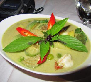 Grünes Curry Khao Lak Riverside Resort & Spa