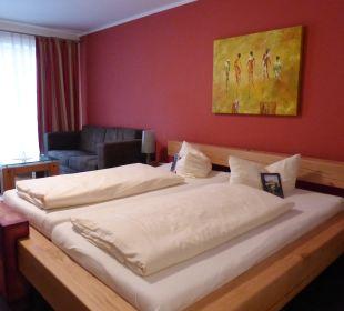 Teilansicht Hotel Mohren