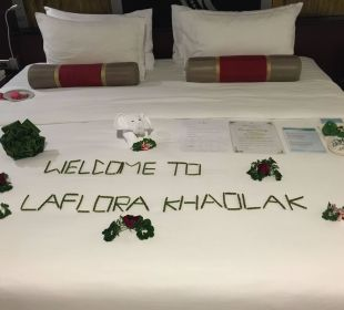 Willkommen La Flora Resort & Spa
