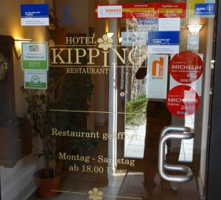 Hereinspaziert Hotel Kipping