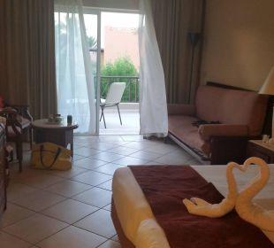 Unser Zimmer 9216 Hotel Iberotel Makadi Beach