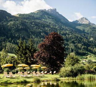 Liegewiese Hotel Forster's Naturresort