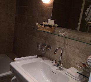 Badezimmer Hotel Sacher