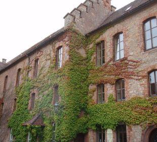 Wohntrackt Hotel Schloss Saaleck