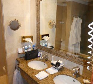 Badezimmer Hotel Botanico
