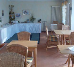 Frühstücksraum Hotel Gasthof Fenzl