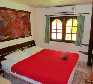 Schlafzimmer 1 Hotel Na Thai Resort