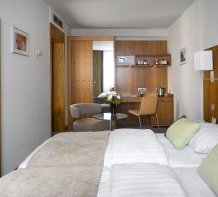 Gästezimmer K+K Hotel am Harras