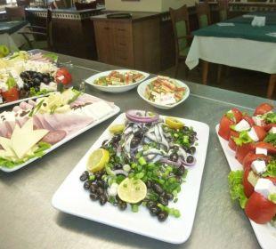 Salate und Vorspeisen Hotel Lilia