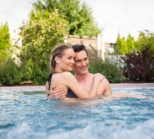 Hot- Außenwhirlpool Wellnesshotel Reischlhof