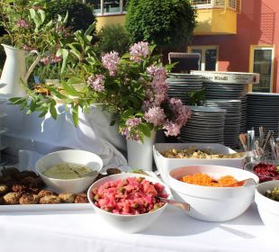 Grillbuffet Pension Erdmann