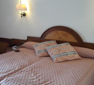 Schlafraum Hotel Serrano Palace