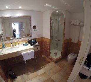 Badezimmer 1214 Hotel Lago Garden