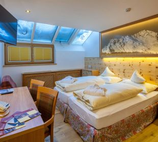 Twinbettzimmer Souterrain  Hotel Anemone