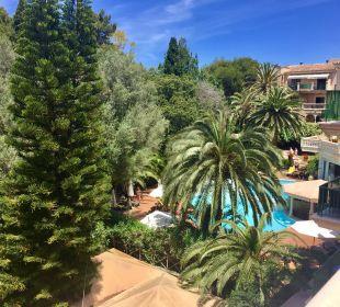 Ausblick Hotel Lago Garden