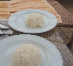 Essen am Pool  Thai Garden Resort