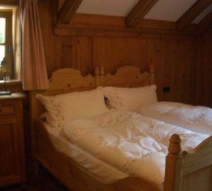 Unser Doppelbett