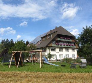 Oberjosenhof mit Spielplatz Ferienbauernhof Oberjosenhof