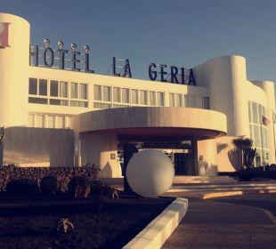 Außenansicht Hipotels La Geria