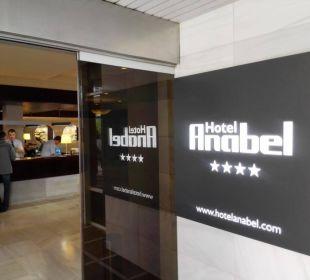 Ein Stern zuviel Hotel Anabel