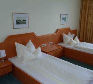 Doppelzimmer mit Sauerstoffanschlüssen :-) Casa Familia
