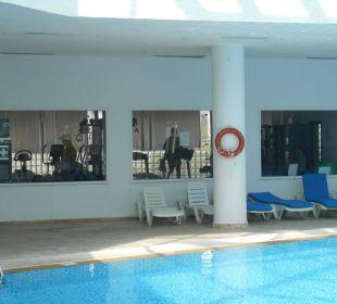Indoor Pool Hotel Fiesta Beach Djerba
