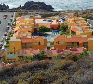 Aussicht Apartamentos La Caleta