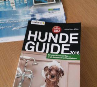 Infos für 2- und 4-beinige GästInnen Hotel Sole-Felsen-Bad